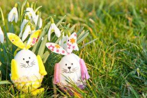 Gebäck zu Ostern