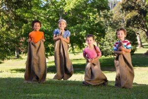 Kinderspiele Geburtstagsspiele für Kinder