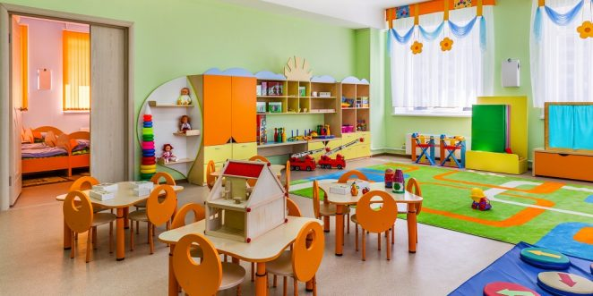 raumgestaltung im kindergarten so wird die kita kinderfreundlich eingerichtet. Black Bedroom Furniture Sets. Home Design Ideas