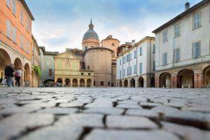 Reggio-Pädagogik-Zusammenfassung der Stadt Reggio Emilia