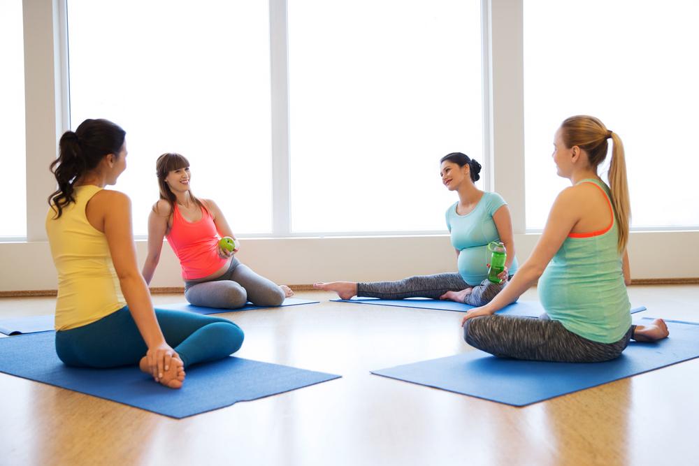 Schwangerschaftsgymnastik-Ratgeber