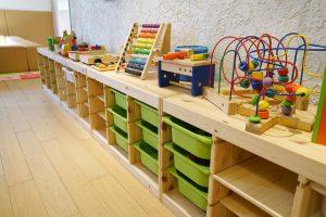 Montessori Kindergarten Spielzeug