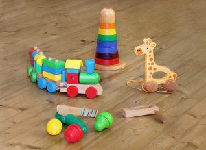 Fröbel-Spielzeug