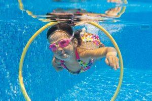 Schwimmen im Verein lernen