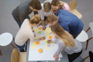 Arbeiten in einem Team