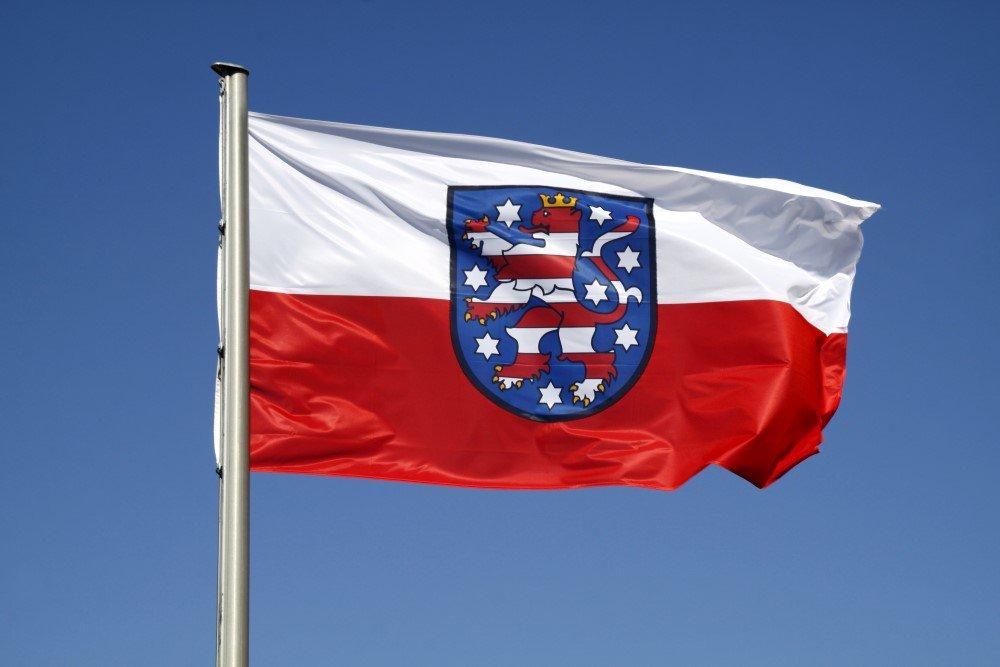Thüringer Flagge
