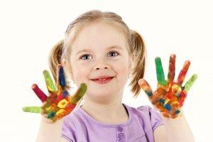 Vorteile sind beispielsweise das spielerische Lernen der Kinder