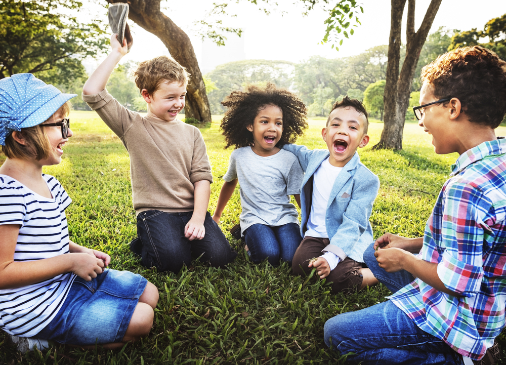 Das Waldorf Konzept beinhaltet die musikalische Förderung der Kinder.