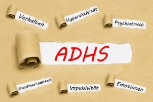 ADHS-Begriffe