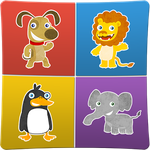 app icon von animals memory game