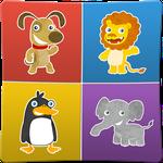 app icon von animals memory game