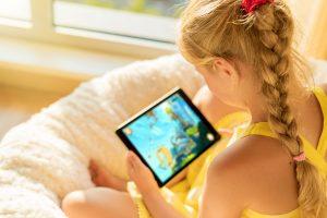 Konzentration bei Kindern mit Apps fördern