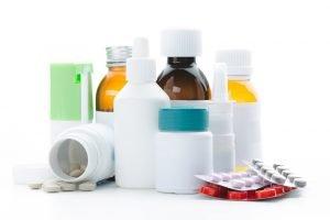 unterschiedliche Arzneimittel