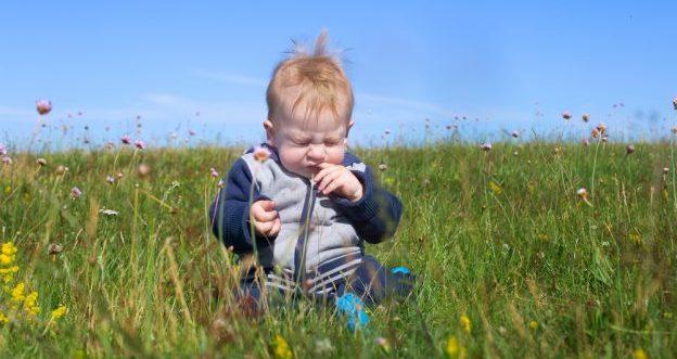 Allergien bei Babys