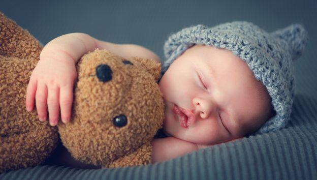 So kann ihr Baby entspannen