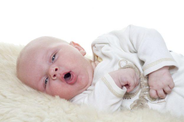 Das könnten Gründe für den Husten ihres Babys sein