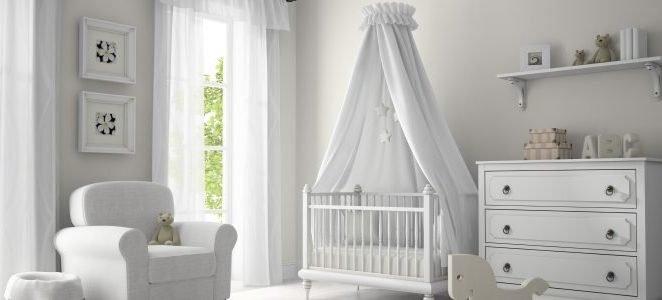 Babyzimmer einrichten: Ideen und Deko Tipps