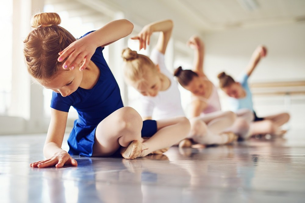 ballett fuer kinder