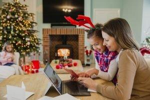 basteln in der vorweihnachtszeit