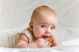 Rote Wangen Baby 3 Monate