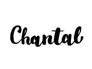 der name chantal