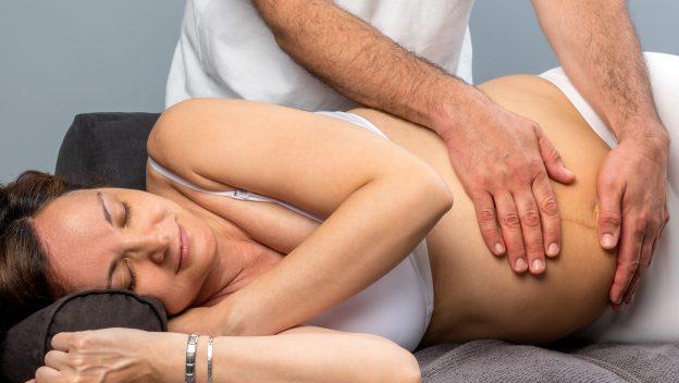 Chiropraktiken bei Verspannungen in der Schwangerschaft