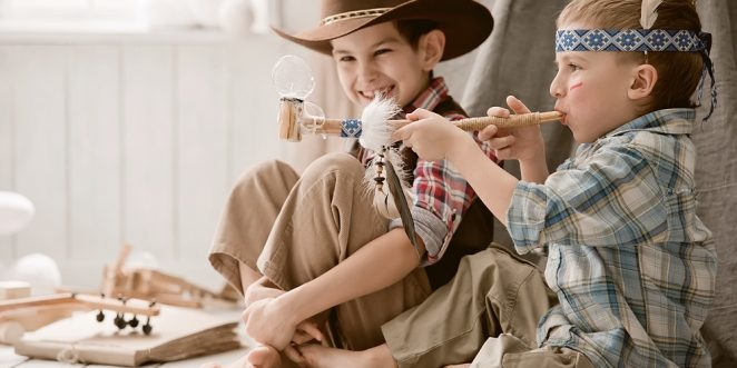 Cowboy-Spiele