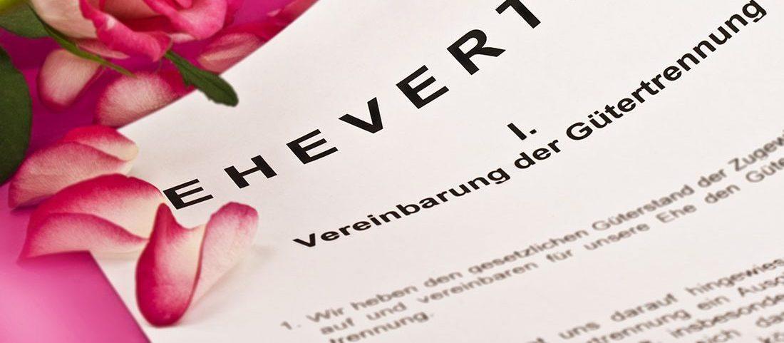 Ehevertrag-Ratgeber