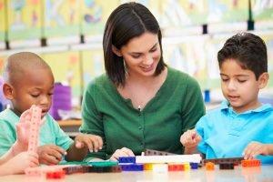 kinder lernen aktiv