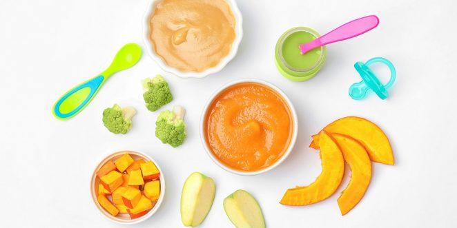 Essen für Kleinkinder
