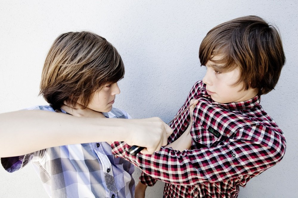 faustlos - ein programm gegen gewalt