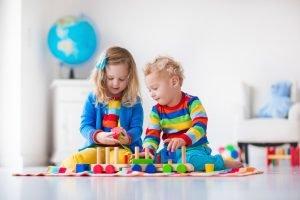 Typische Rollen in einer Kindergartengruppe