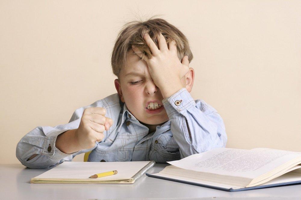 Frustrationstoleranz