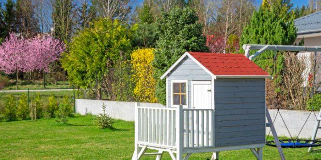 Wer ein Gartenhaus kaufen will, sollte zunächst gut planen.