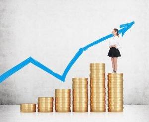 Bezahlung steigt