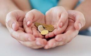 gemeinsamer Umgang mit Geld