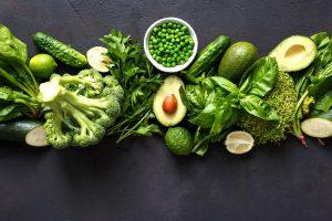 gruenes gemuese