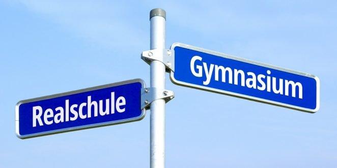 gymnasium oder realschule