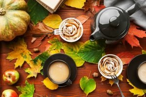 Herbstfrühstück