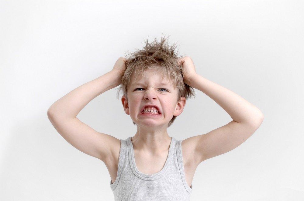 kind mit hyperkinetischer Störung des Sozialverhaltens