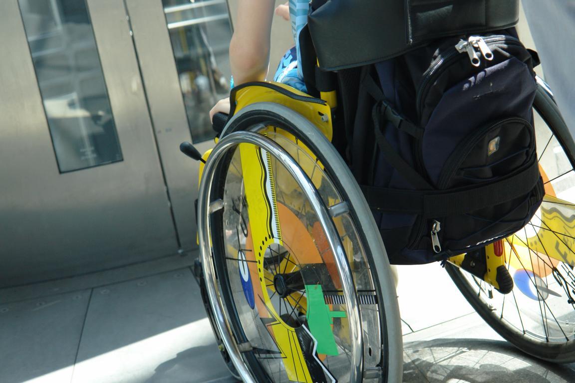 Körperliche Behinderungen bei Kindern