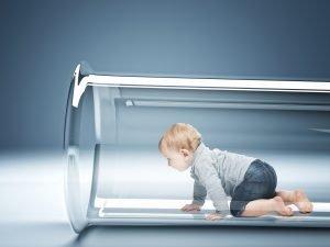 Baby im Reagenzglas
