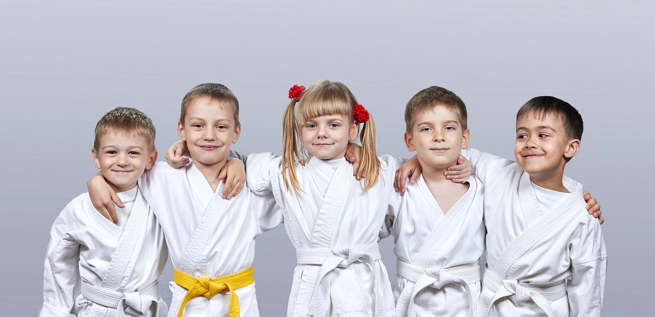 Kampfsport für Kinder