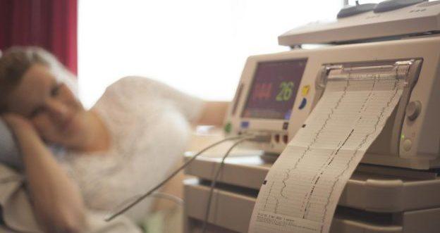 Kardiotokographie während der Schwangerschaft
