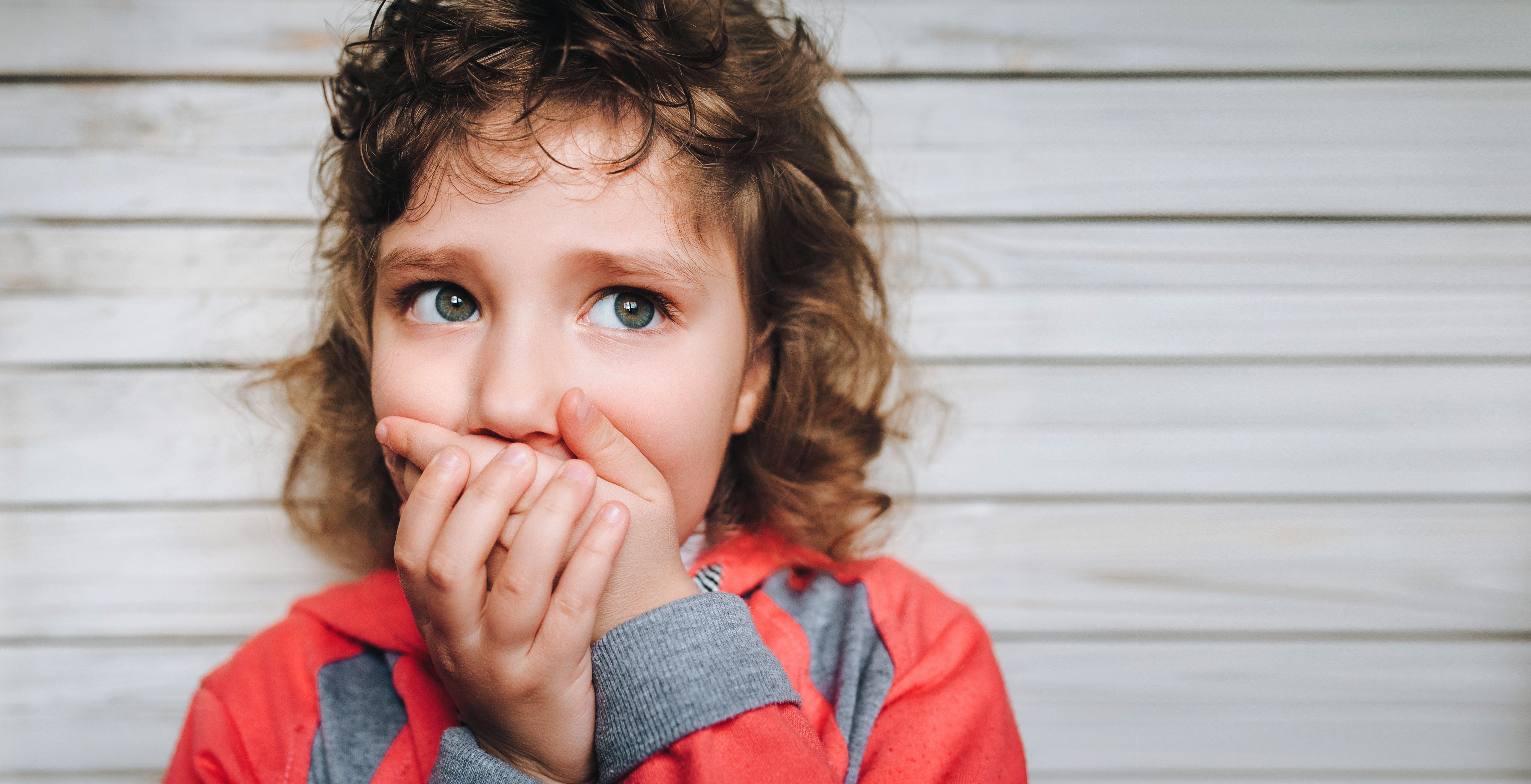 Kind redet nicht