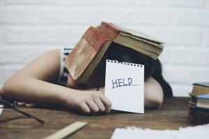 Hilfe zur Stressbewältigung für Kinder