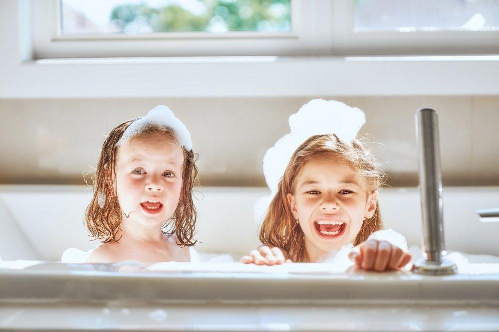 kinder baden