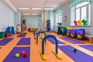 Parcours für den Kindergarten