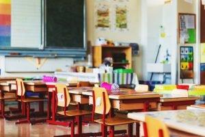 klassenraum der jenaplan-schule