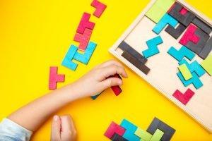 Gesellschaftsspiele Kreativität fördern